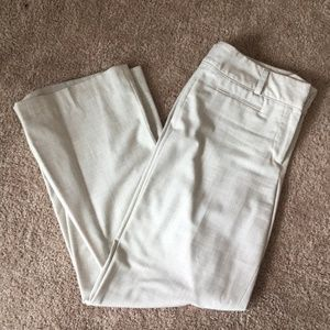 Apt 9 Tan Dress Pants EUC